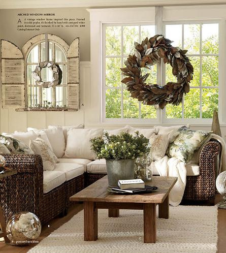 pb wreath room