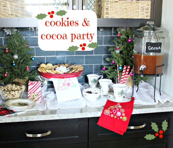 Cookies & Cocoa Party
