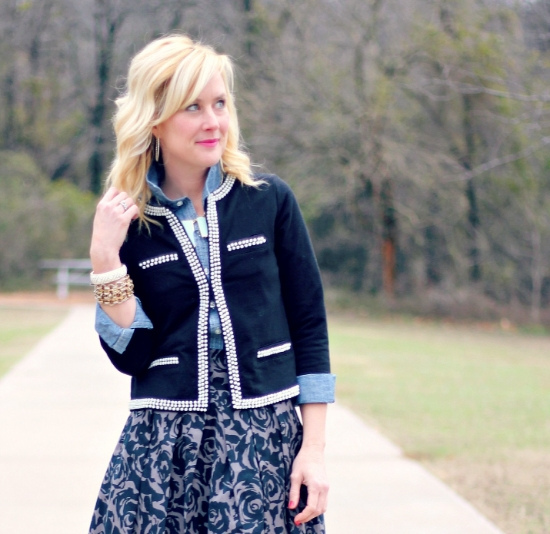 Hi Sugarplum | Muted Shades of Winter outfit