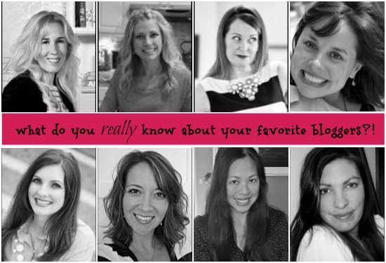20 questions bloggers
