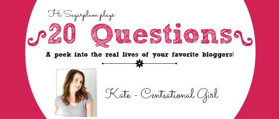 20 questions Kate