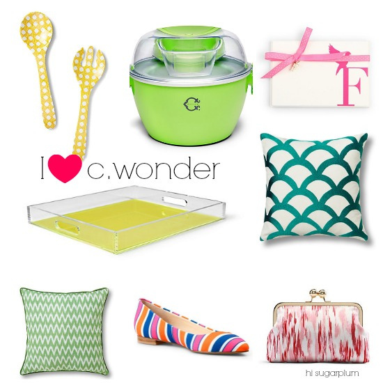 Hi Sugarplum | C.Wonder sale picks