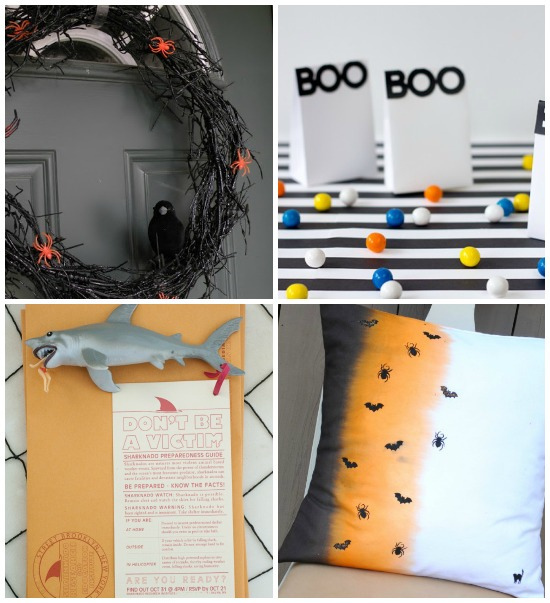 Hi Sugarplum | 20 Creative Halloween Projects