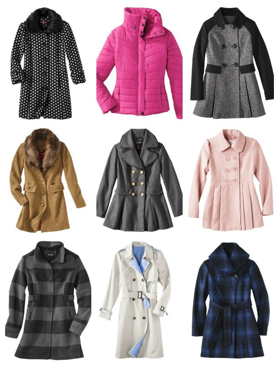 Hi Sugarplum | cute coats