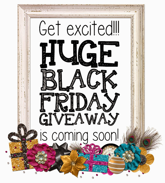 Hi Sugarplum | Black Friday giveaway