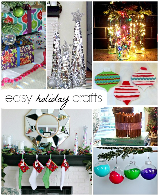 Hi Sugarplum | Simple Holiday Crafts