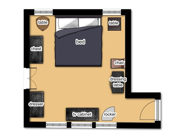 Hi Sugarplum | master bedroom floorplans