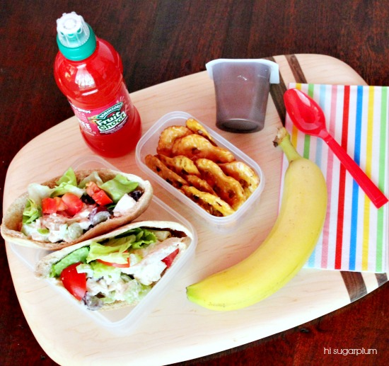 Hi Sugarplum | Lunch Box Lunches