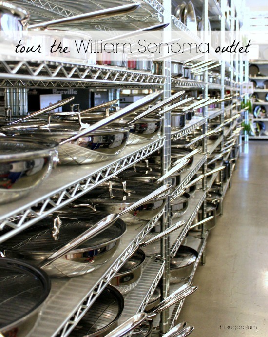 Hi Sugarplum | Williams Sonoma outlet
