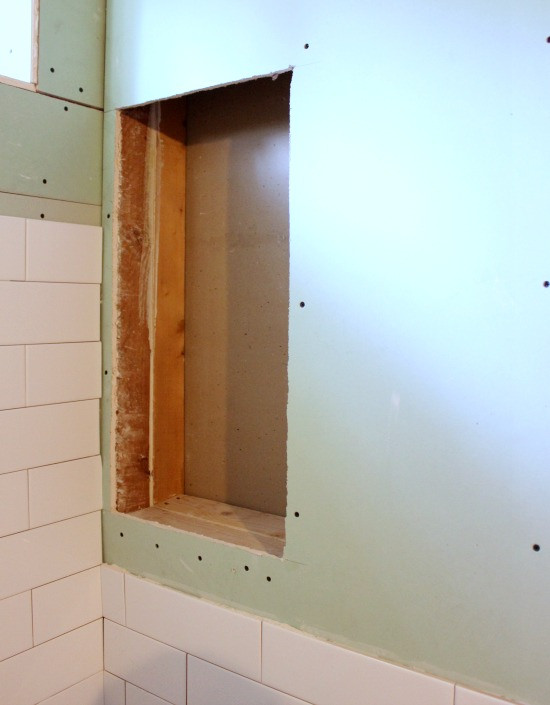 Hi Sugarplum | Big Box Bathroom Remodel, Days 2 & 3
