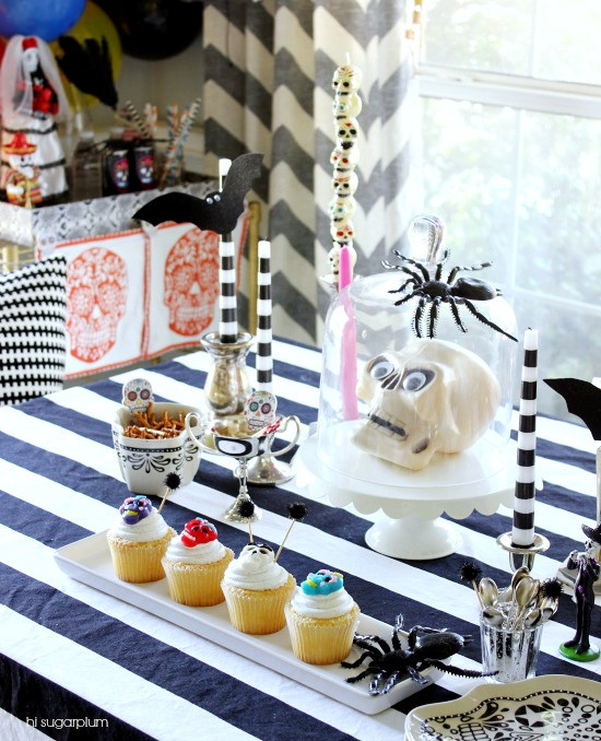 Hi Sugarplum | Colorful & Stylish Halloween Party