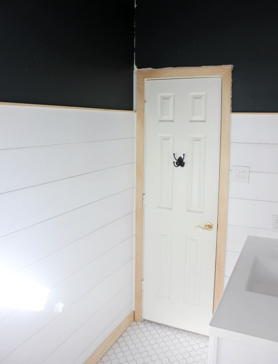Hi Sugarplum | Big Box Bathroom Remodel, Day 4