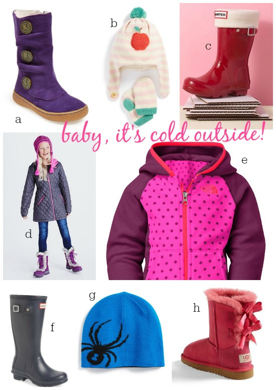 Hi Sugarplum | Kids Cold Weather Gear