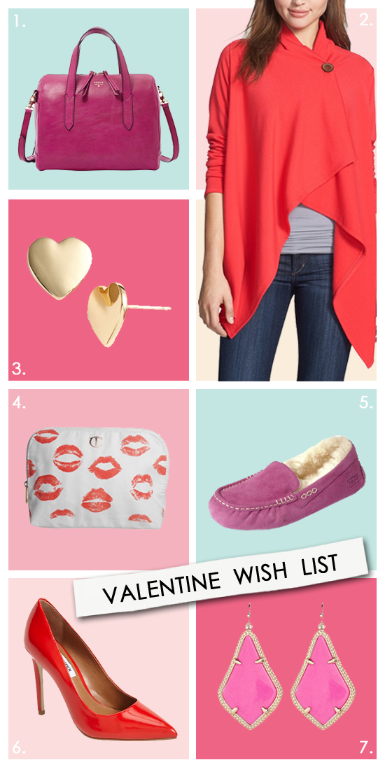 Hi Sugarplum | Valentine Wish List