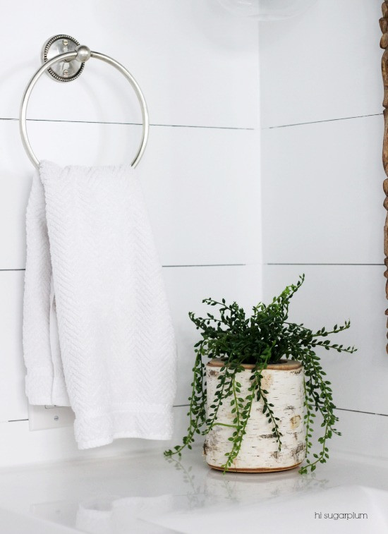 Hi Sugarplum | Big Box Bathroom Remodel