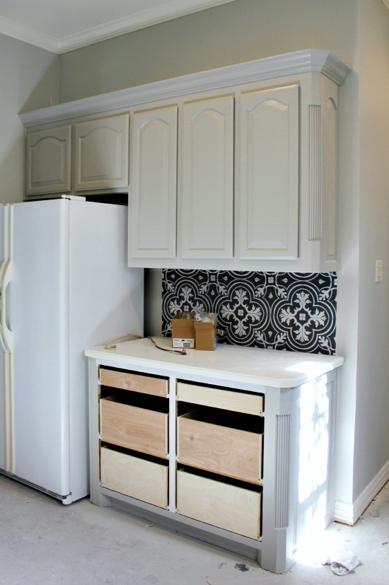 Hi Sugarplum | Kitchen Renovation Progress