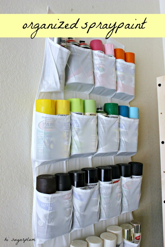 Hi Sugarplum | Organized Spraypaint