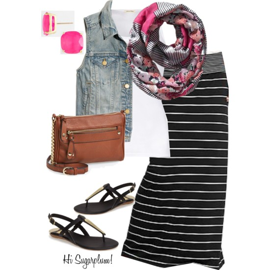 hi sugarplum | maxi skirt