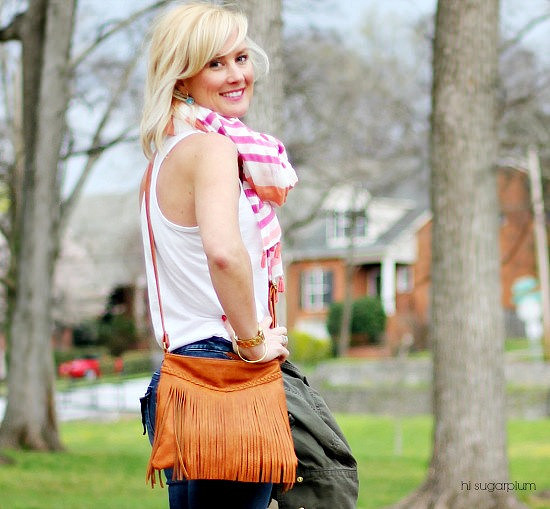 Hi Sugarplum | How to Transition to Spring
