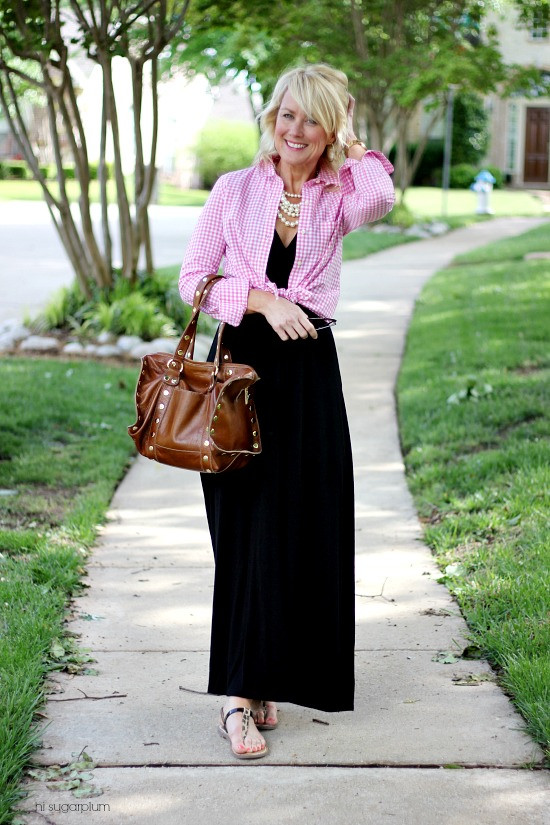 5 Ways To Wear A Maxi Dress Hi Sugarplum