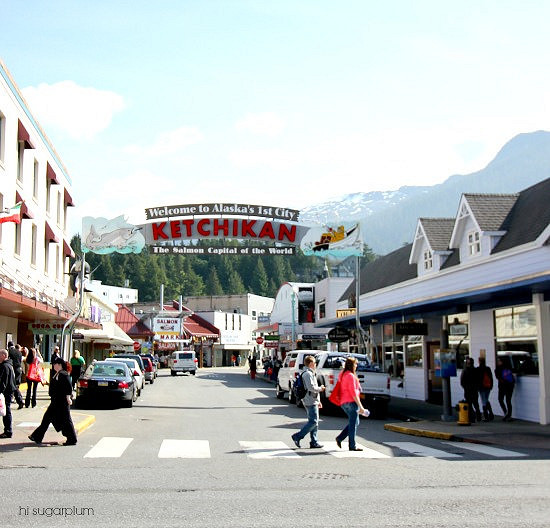 Hi Sugarplum | Ketchikan, Alaska