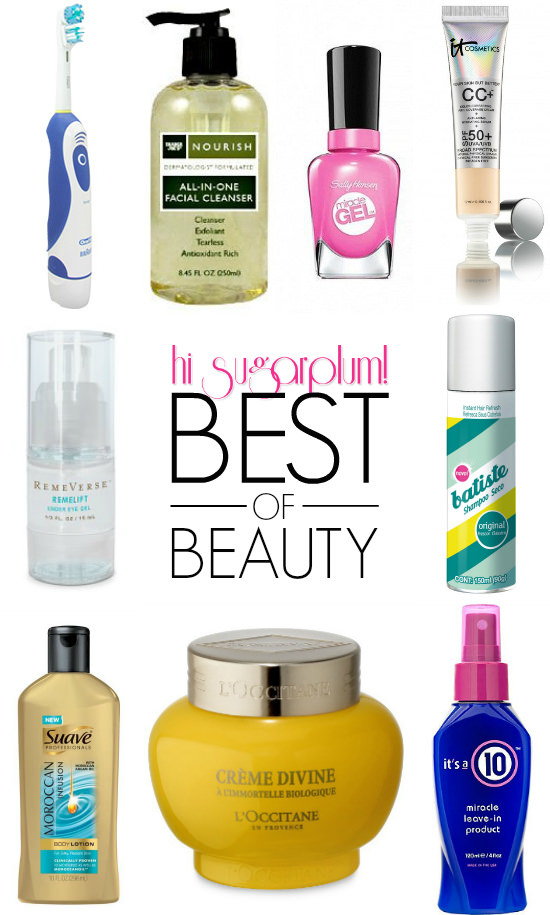 Hi Sugarplum | Best of Beauty