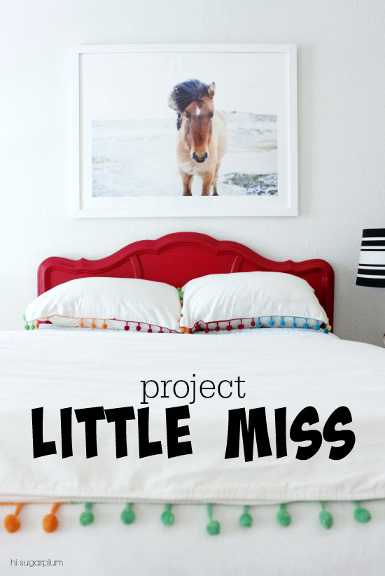 Hi Sugarplum | Project Little Miss