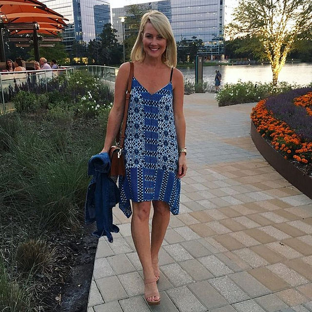 Night out with the family...bring on the steak! And frites! And truffled mac n' cheese. And probably cheesecake too. 🐷 #oink #sugarplumstyle #visitthewoodlands // http://liketk.it/2oqFn @liketoknow.it #liketkit