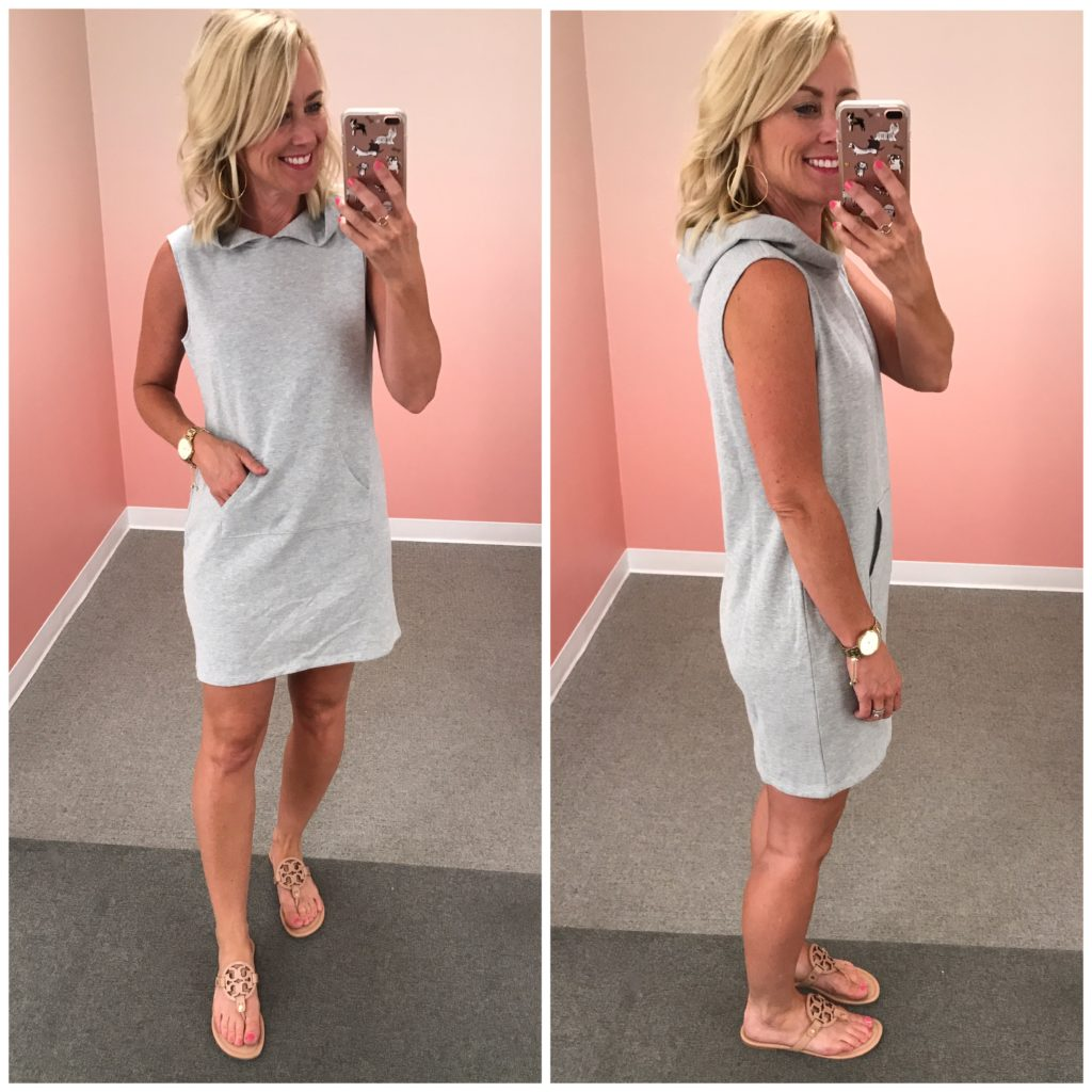 nordstrom anniversary sale hoodie dress