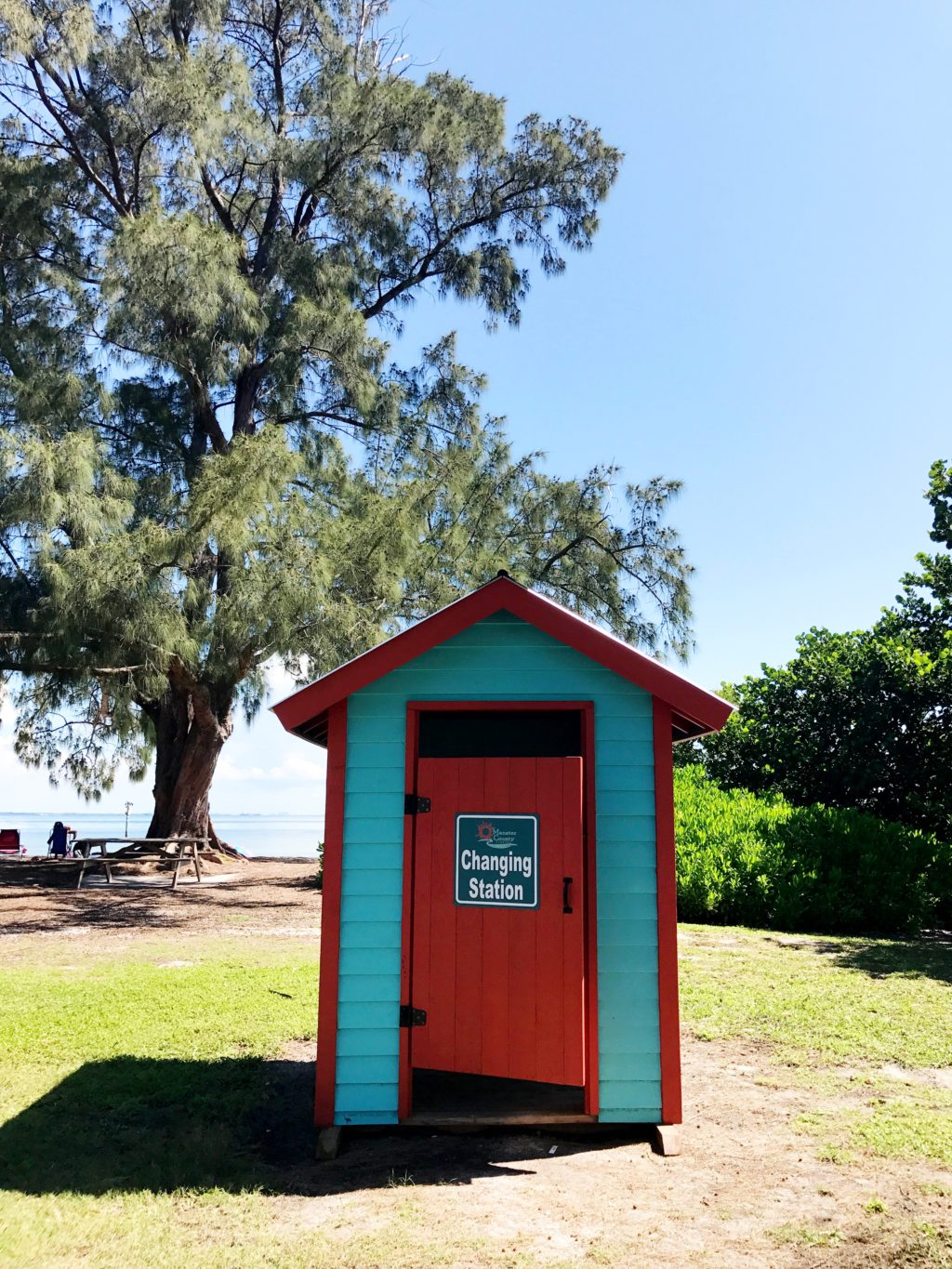 anna maria island changing station