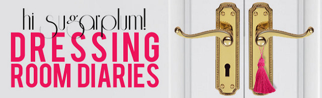 hi sugarplum dressing room diaries banner