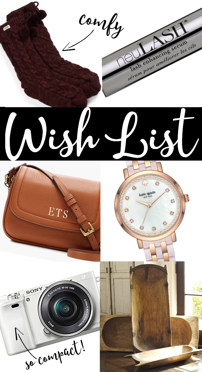 Hi Sugarplum Gift Wish List