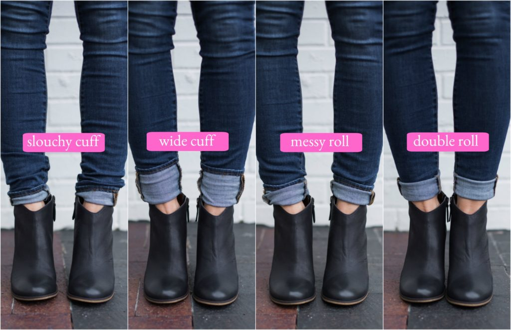 Sugarplum Style Tip | How to Wear Ankle Boots with Skinny Jeans ...