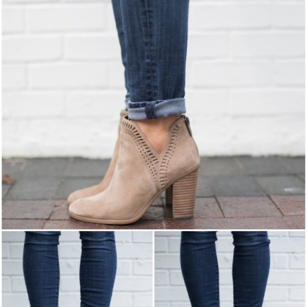 20aef94c1d18 Sugarplum Style Tip | How to Wear Ankle Boots with Skinny Jeans | hi  Sugarplum!