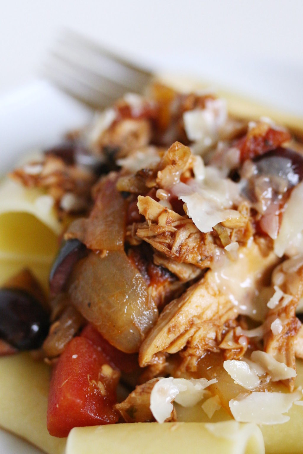 Hi sugarplum Mediterranean Chicken Pasta