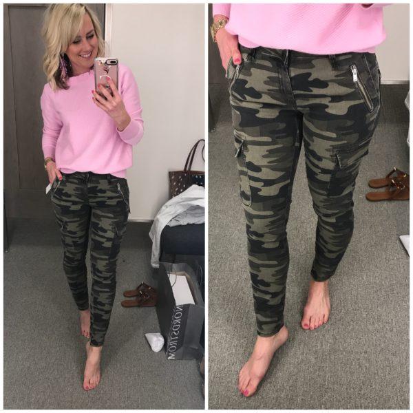 hi sugarplum dressing room diaries camo pants
