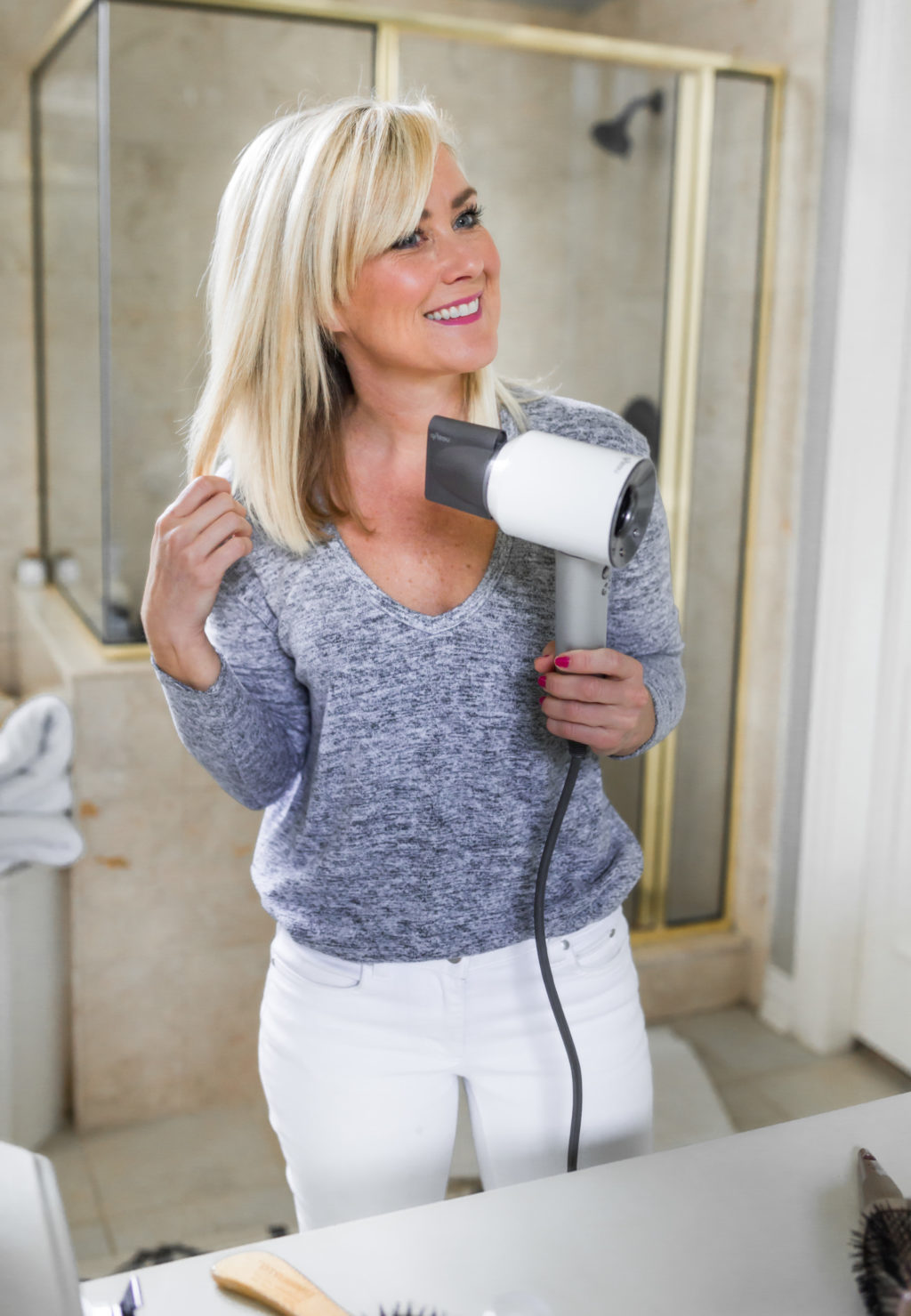 The Dyson Supersonic Hairdryer   Worth the Hype or Just Hot