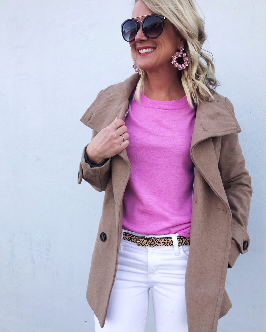 sugarplum style fall outfit