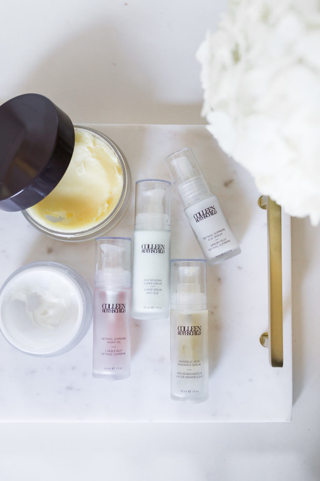 hi sugarplum evening skincare routine colleen rothschild-4
