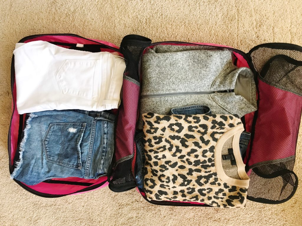 how to pack ebags in carry on luggage