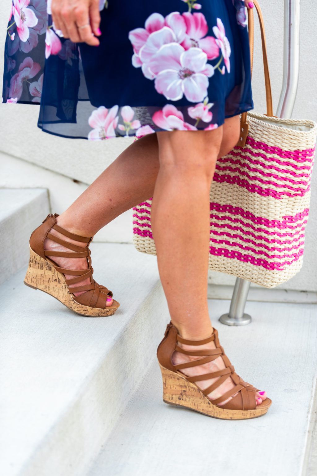 jcpenney wedge sandal