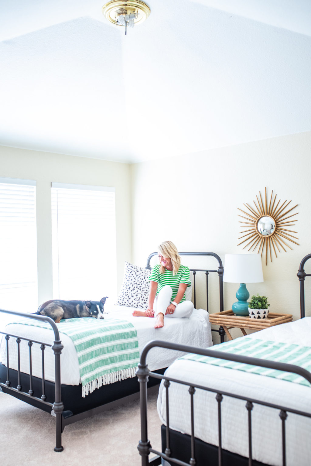 The Guest Room Makeover Plans Hi Sugarplum