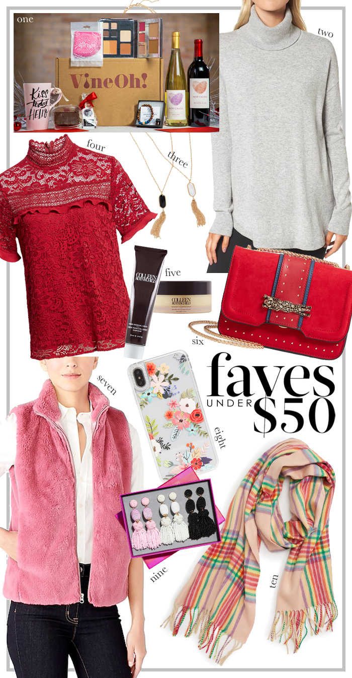 faves under $50