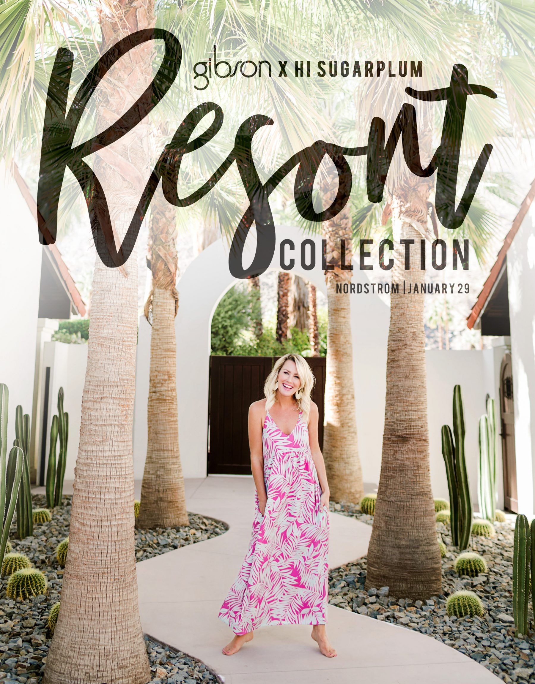 Introducing the Gibson x Hi Sugarplum Resort Collection!