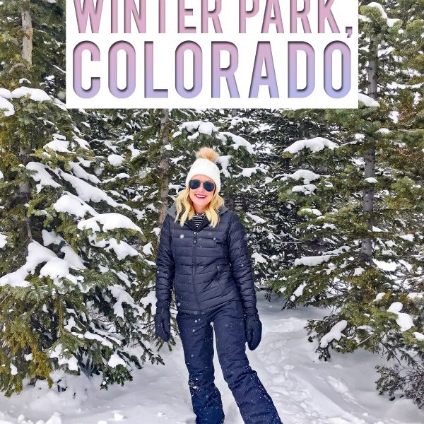 hi sugarplum trip report to winter park, colorado