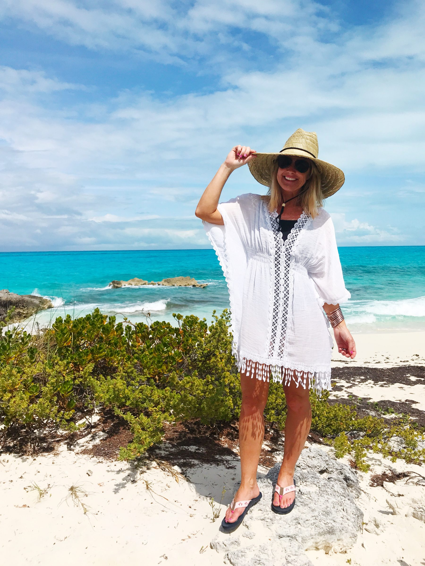Snapshots From Bahamas Affordable Beach Wear For The