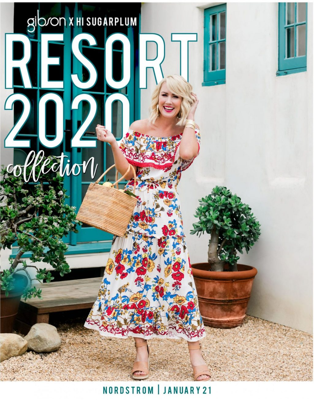 Gibson x hi sugarplum resort 2020 collection